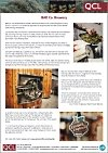 Download the Case study about in-house beer quality control in English brewery