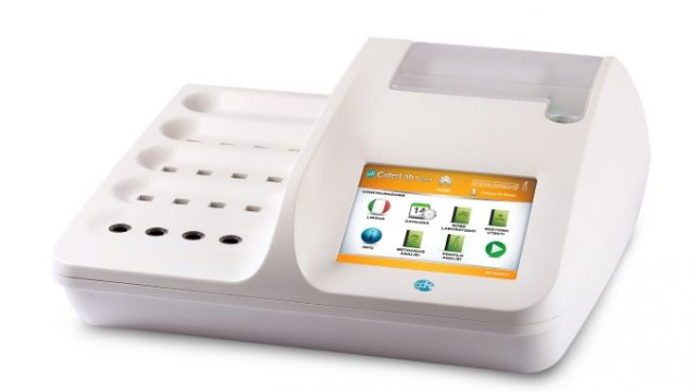 CDR CiderLab Junior analysis system for fast and easy quality controls of cider