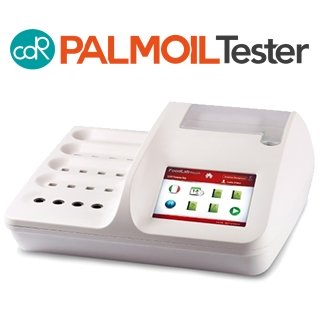 CDR PalmOilTester is the simple, fast and reliable analysis system for palm oil